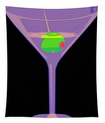 Shaken Not Stirred Tapestry