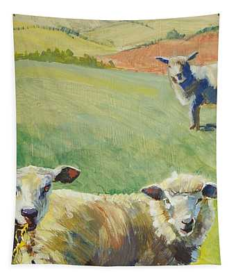 Sheep Tapestry