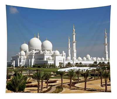 Sheikh Zayed Bin Sultan Al Nahyan Grand Tapestry