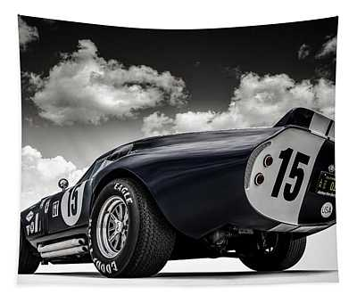 Shelby Daytona Tapestry