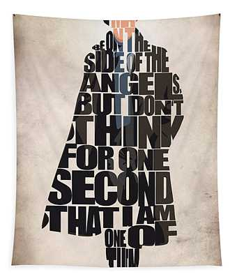 Sherlock - Benedict Cumberbatch Tapestry