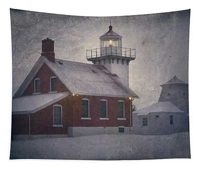 Sherwood Point Light Tapestry