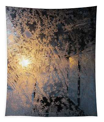 Shines Through And Illuminates The Day Tapestry