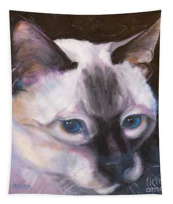 Siamese Royalty Tapestry