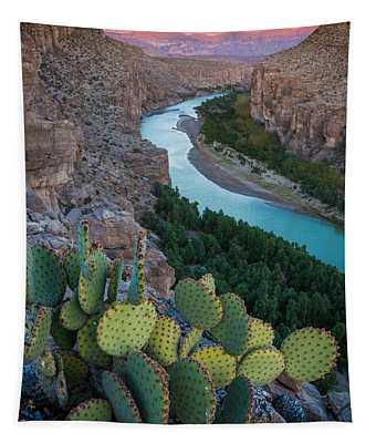 Sierra Del Carmen Tapestry