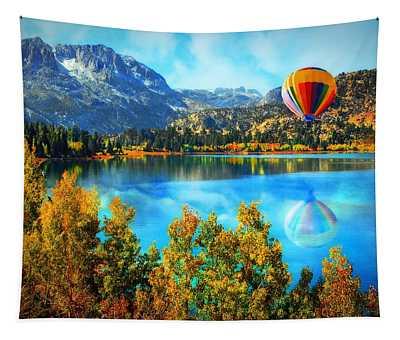 Sierra Dreaming  Tapestry