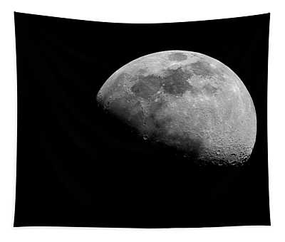 Silver Moon Tapestry