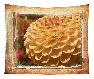 Simply Moments - Flower Art Tapestry