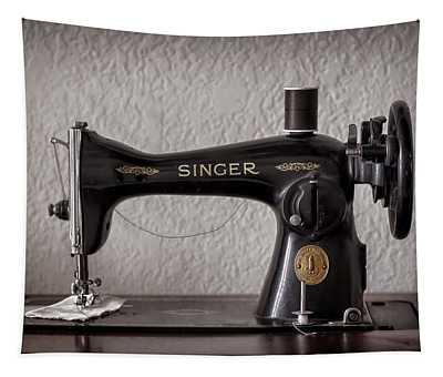 Singer Tapestry