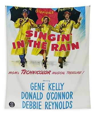 Singin In The Rain Tapestry