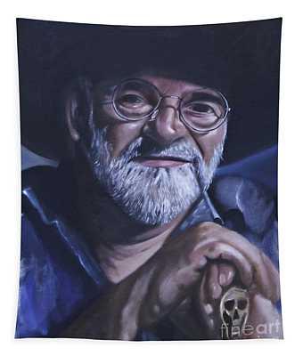 Sir Terry Pratchett Tapestry