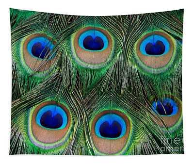 Six Eyes Tapestry