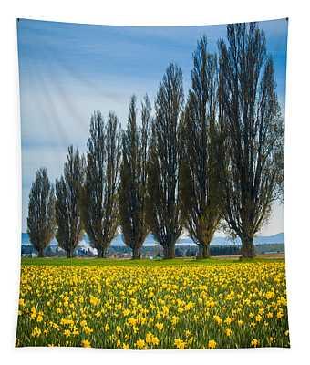 Skagit Trees Tapestry