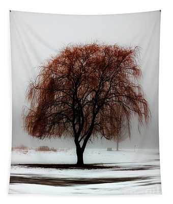 Sleeping Willow Tapestry
