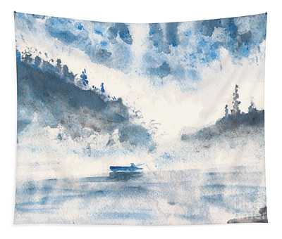 Smoke On The Water  Tapestry