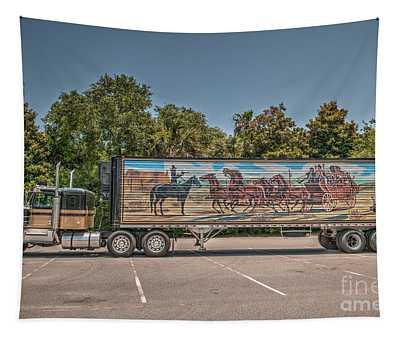 Smokey And The Bandit Tapestry