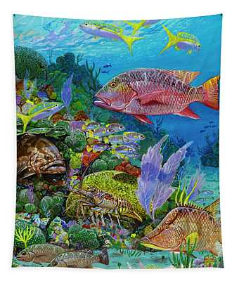 Snapper Reef Re0028 Tapestry