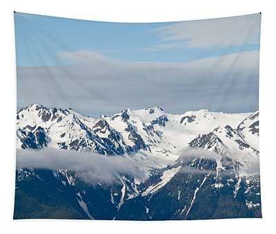 Snow Covered Mountains, Hurricane Tapestry