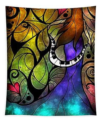 So This Is Love Tapestry