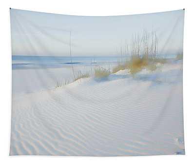 Soft Sandy Beach Tapestry
