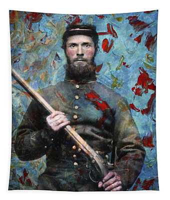 Soldier Fellow 2 Tapestry