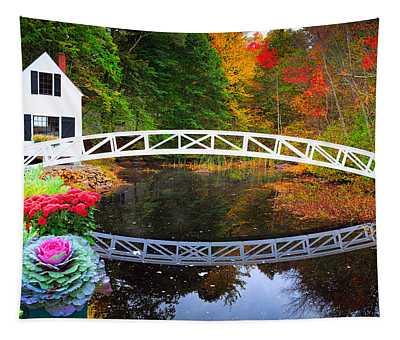 Somersville Bridge Tapestry