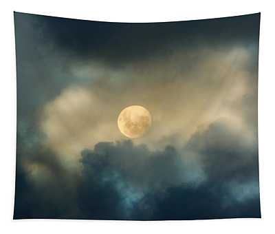 Song To The Moon Tapestry