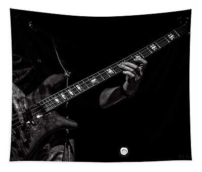 Sounds In The Night Bass Man Tapestry