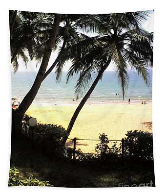 South Beach - Miami Tapestry