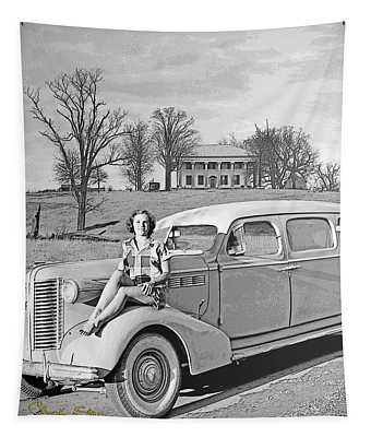Southern Belle Tapestry