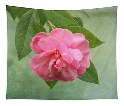 Southern Camellia Flower Tapestry