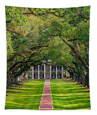 Southern Time Travel Tapestry