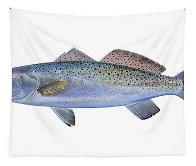 Speckled Trout Tapestry