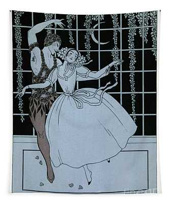 Spectre De La Rose Tapestry