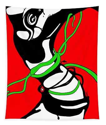 Spinner Tapestry