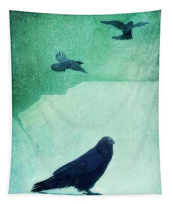Spirit Bird Tapestry