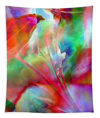 Splendor - Abstract Art Tapestry