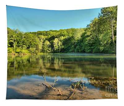 Spring Mill Lake Tapestry