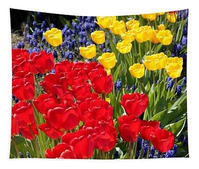 Spring Sunshine Tapestry