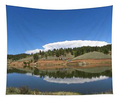 Ridge Over Burgess Res Divide Co Tapestry