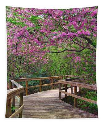 Spring Walk Tapestry