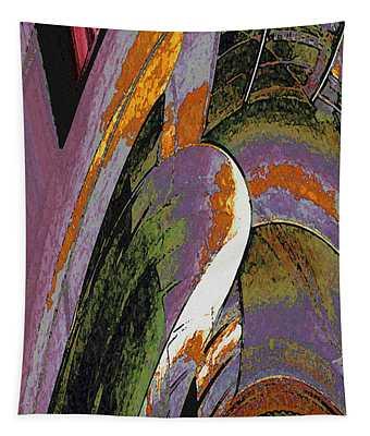 Spruce Goose Tapestry
