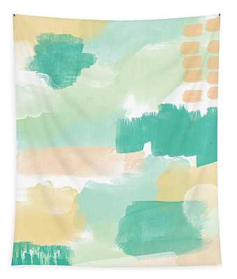Spumoni- Abstract Painting Tapestry