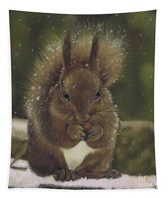 Squirrel Nutkin Tapestry