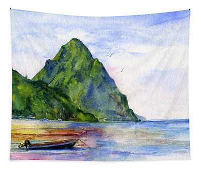 St. Lucia Tapestry