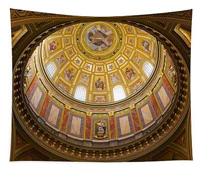St. Stephen's Basilica Ceiling Tapestry