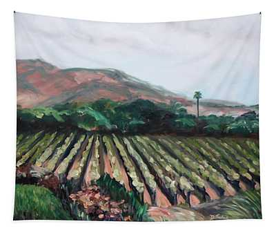 Stag's Leap Vineyard Tapestry