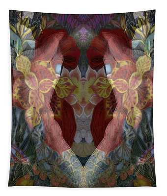 Statues Tapestry