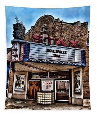 Stax Records Tapestry
