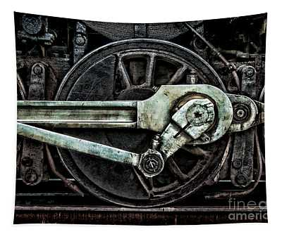 Steam Power Tapestry